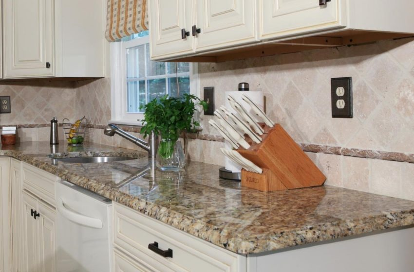 What to expect with granite countertop installation?