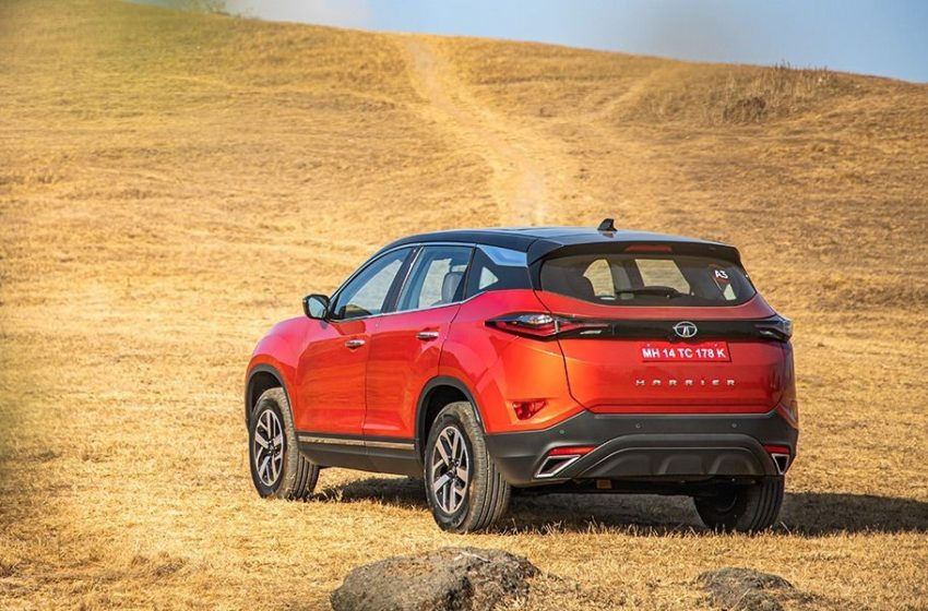 Tata Harrier vs MG Hector Comparison
