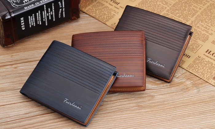 The Variety of Slim Wallets at Nisnass for Men