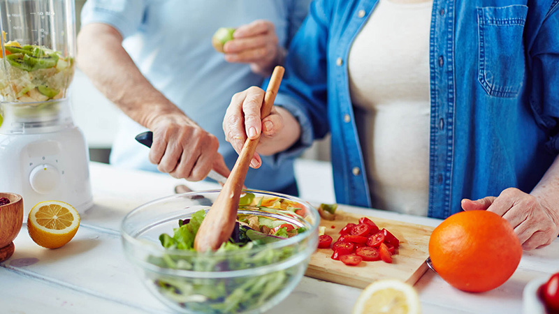 How to control hypertension with dietary modification